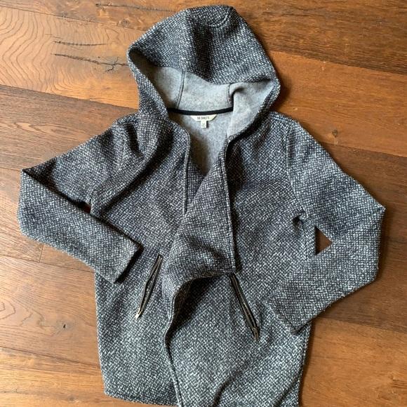 BB Dakota Jackets & Blazers - BB Dakota Warm up Hoodie